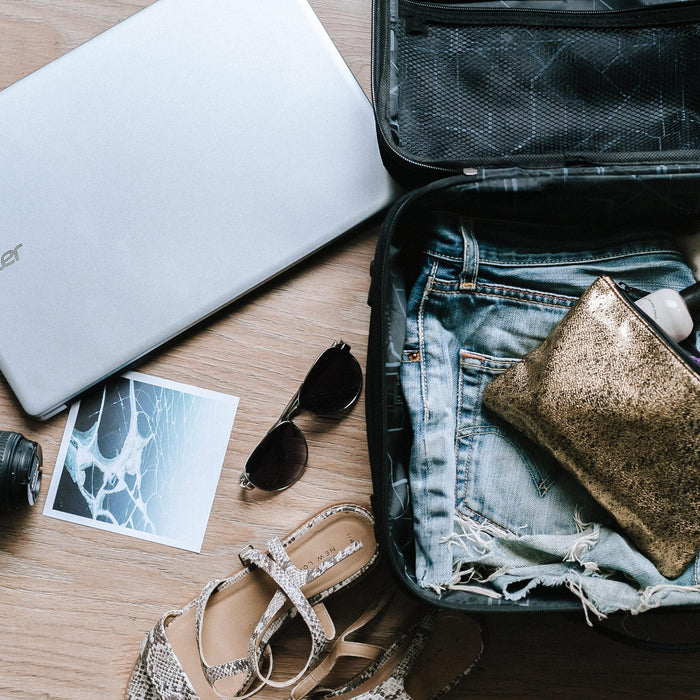 What to pack in your backpack for a weekend trip away | More than a backpack