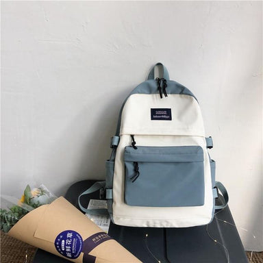 2 Color Fashion Backpack - More than a backpack