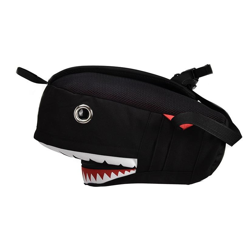 Baby Shark Canvas Backpack - More than a backpack
