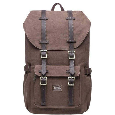 Casual Canvas Laptop Backpack - More than a backpack