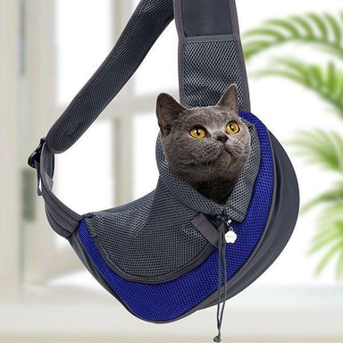 Cat Carrier - Sling Backpack - Breathable Travel Carrying Bag - More than a backpack