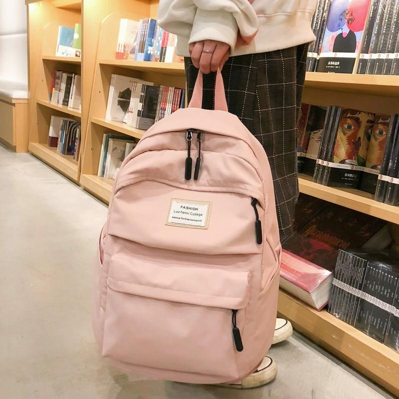 Korean Style Waterproof Backpack - More than a backpack