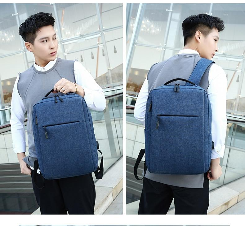 Light Business Laptop Backpack - More than a backpack