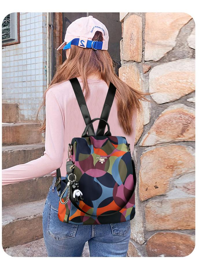 Oxford Anti-Theft Backpack - More than a backpack