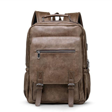 Retro Business Casual Backpack - More than a backpack