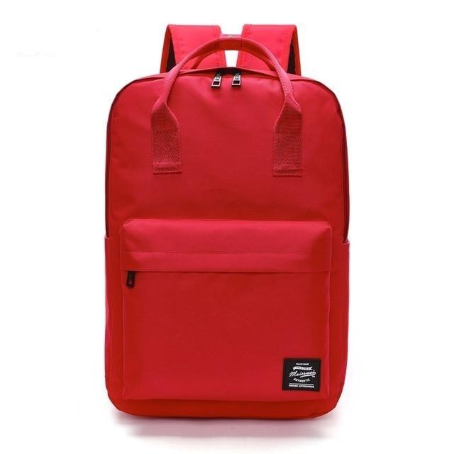 Super Bright Oxford Backpack - More than a backpack
