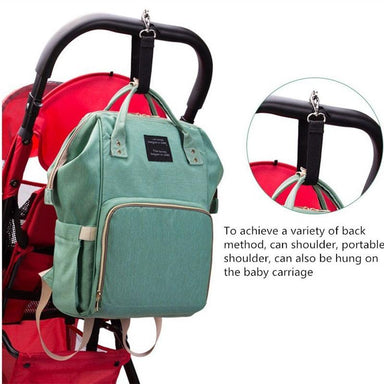 The Perfect Travel Diaper Backpack - More than a backpack