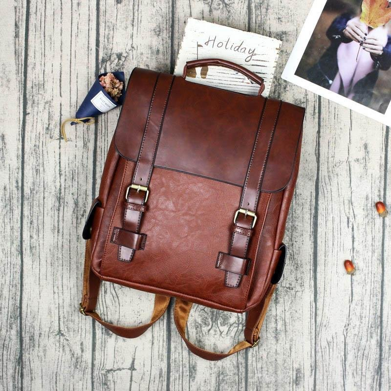 Vintage Book Backpack - More than a backpack