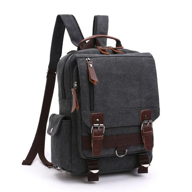 Vintage Lightweight Travel Backpack - More than a backpack