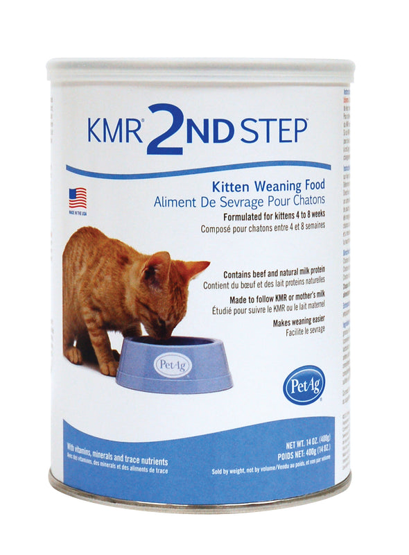 KMR® 2nd Step™ Kitten Weaning Food