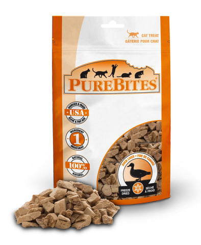Freeze Dried Duck Liver Treats