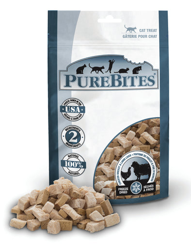 Freeze Dried Chicken Breast & Lamb Liver Treats