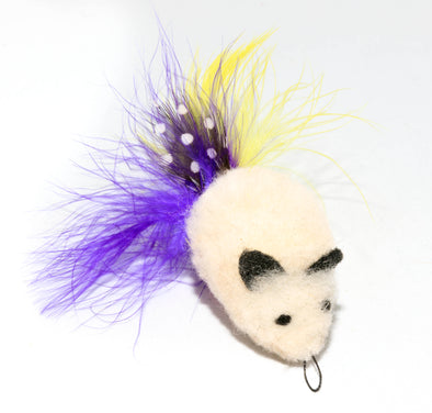 Da Wooly Feather Mouse