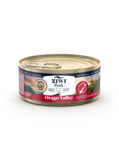 ZIWI® Peak Provenance Series Wet Otago Valley Recipe