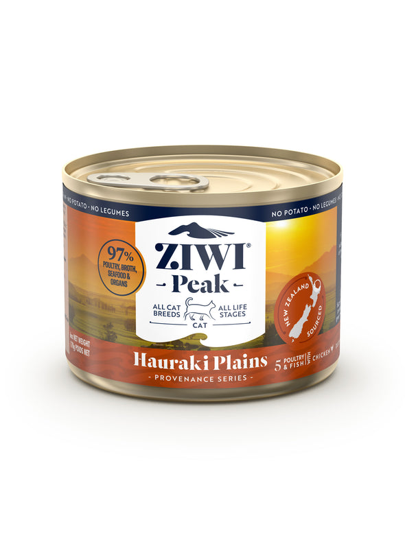 ZIWI® Peak Provenance Series Wet Hauraki Plains Recipe