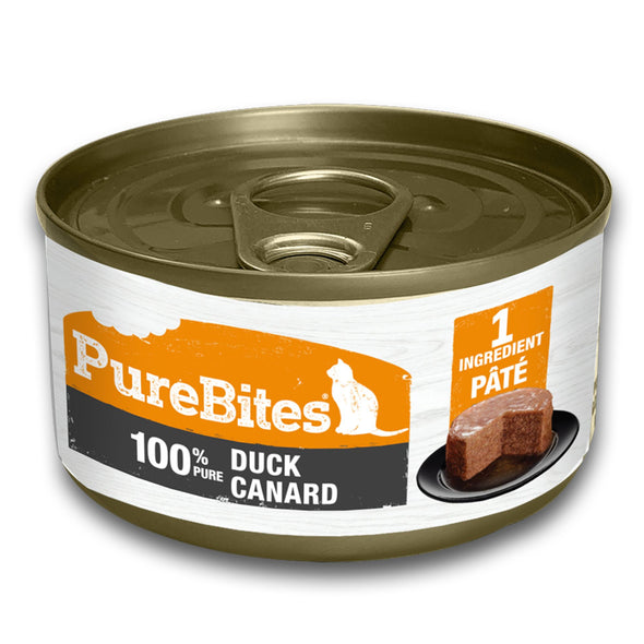 Duck Pure Protein Pate Topper