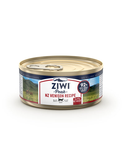 ZIWI® Peak Wet Venison Recipe