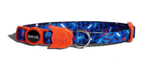Adjustable Breakaway Cat Collar - Atlanta