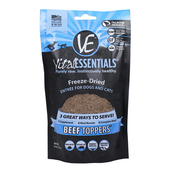 Beef Freeze-Dried Topper