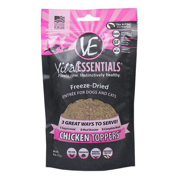 Chicken Freeze-Dried Topper