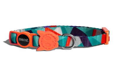 Adjustable Breakaway Cat Collar - Ella