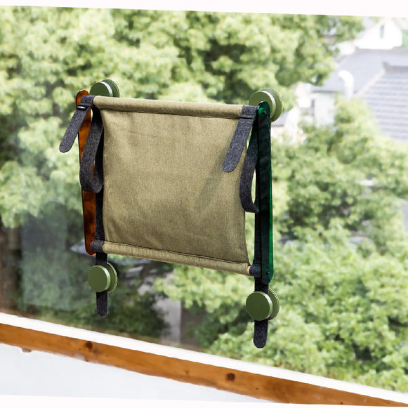 Window Perch Hammock