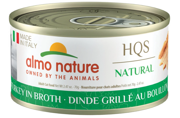 Natural- Made in Italy Grilled Turkey in Broth