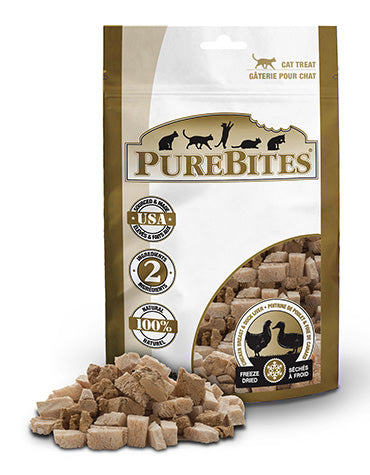 Freeze Dried Chicken Breast & Duck Liver Treats