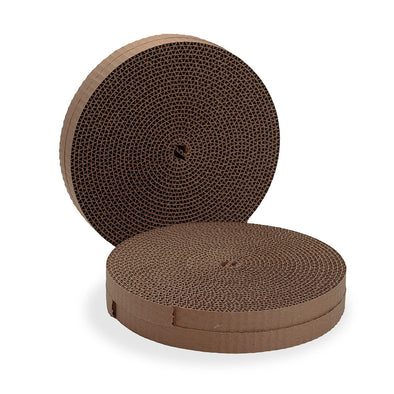 Turbo Scratcher Replacement Pads (2 pack)