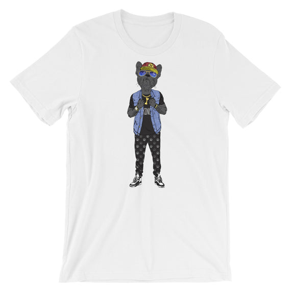 Frenchie Urban Hip Hop T-Shirt