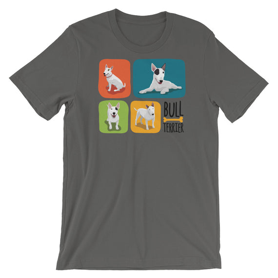 Bull Terrier Collection Dog T-Shirt