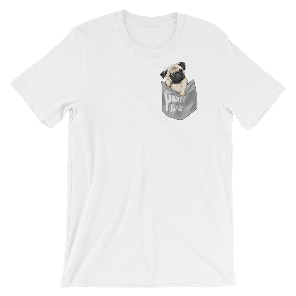 Pocket Pug Dog T-Shirt