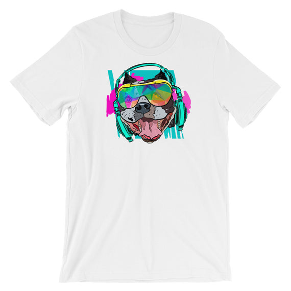 Pit Bull Listen To The Music T-Shirt