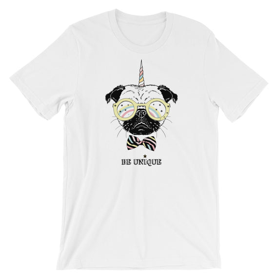 Pug Be Unique Dog Lover T-Shirt
