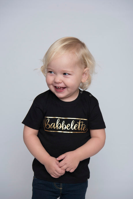 Oh Baby T-shirt - Babbelette