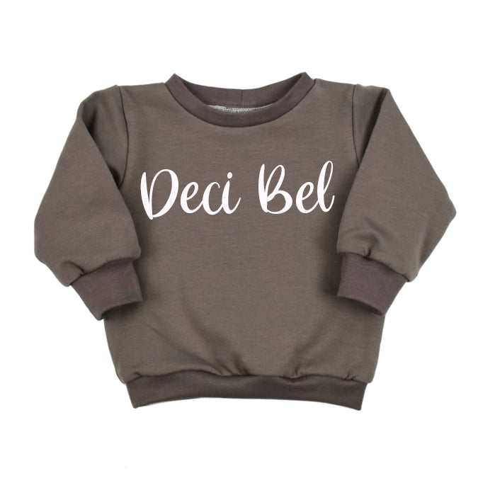 Oh Jongen Sweat - Deci Bel
