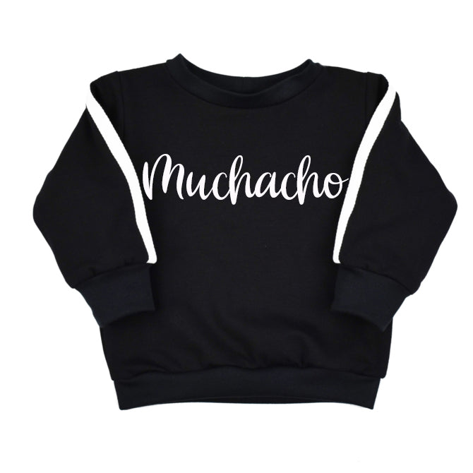 Oh Jongen Sweat Stripe - Muchacho