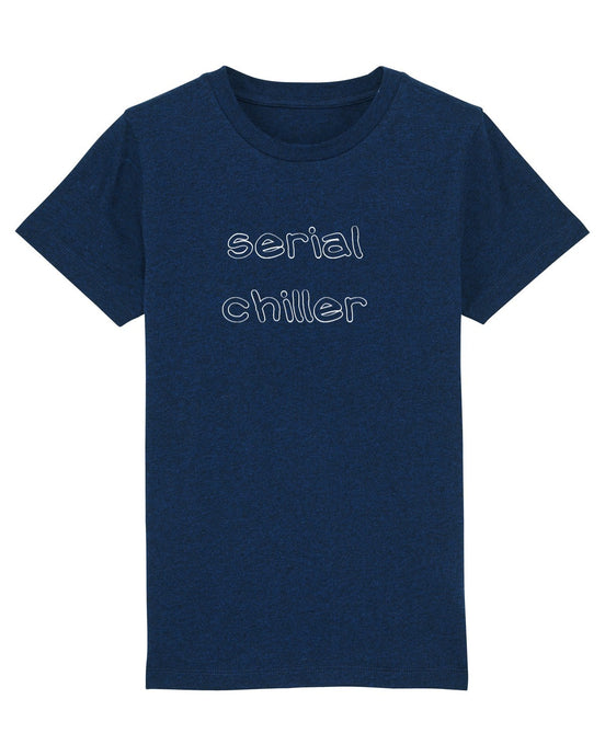 Oh Jongen T-shirt - serial chiller