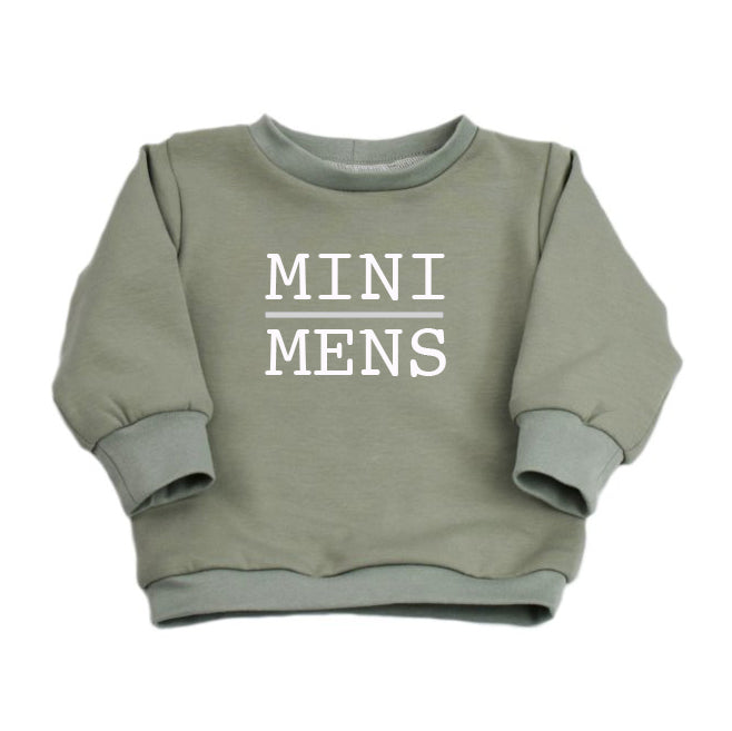 Oh Jongen Sweat - Mini Mens