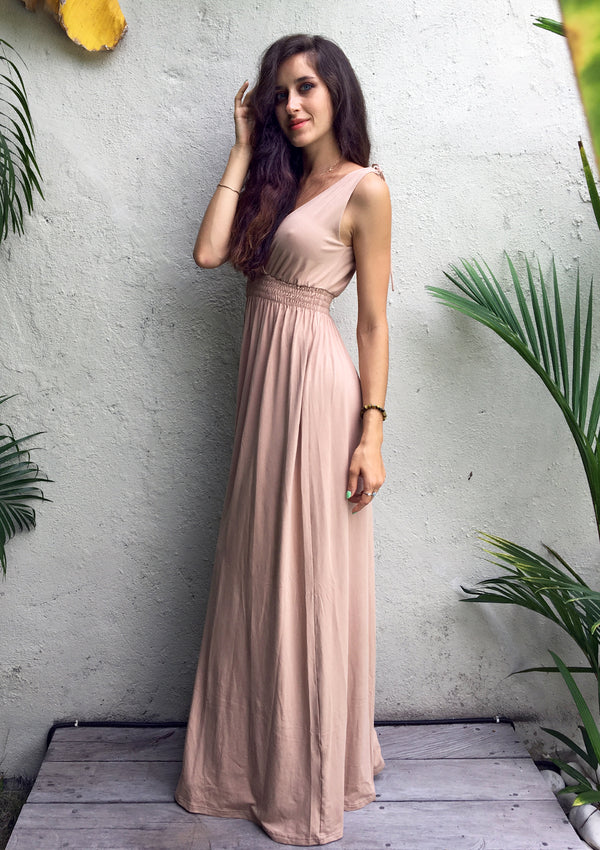 Aggi Maxidress New Edition Nude