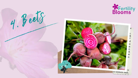 Boost your fertility with fertility food beets