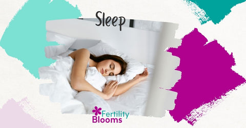 Sleep is important for egg quality, and balancing your hormones