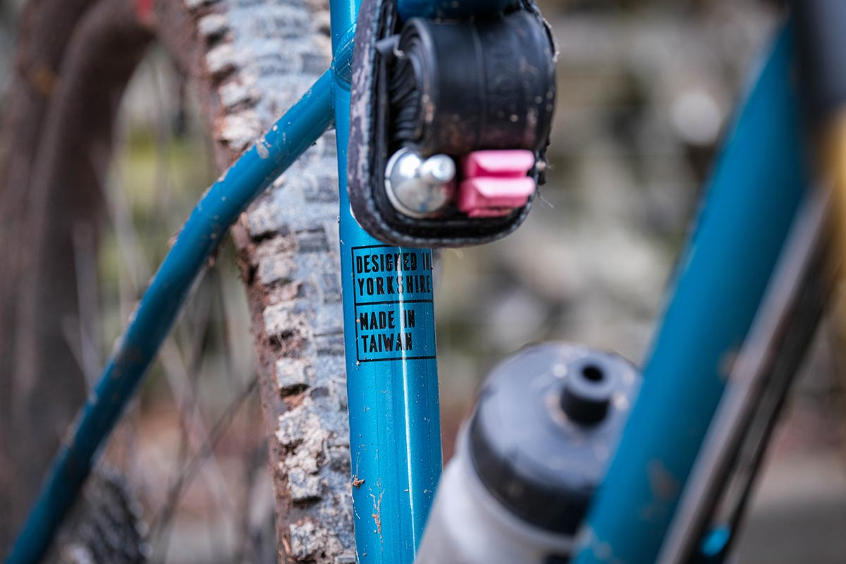 Backcountry MTB strap