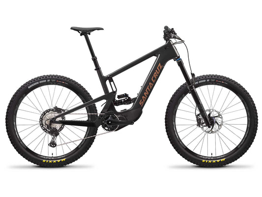 Santa Cruz Heckler Carbon CC - XT Kit