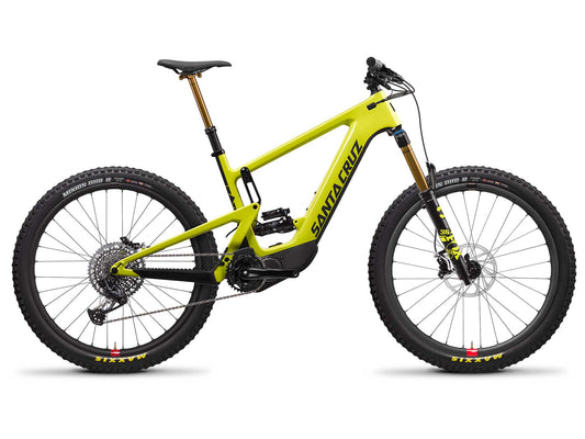 Santa Cruz Heckler Carbon CC - X01 Reserve Kit