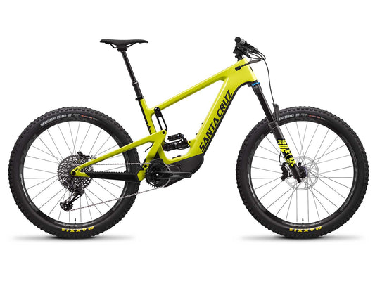 Santa Cruz Heckler Carbon CC - S Kit