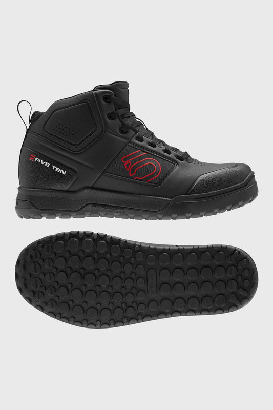 Five Ten Impact Pro Mid Core - Black and Red