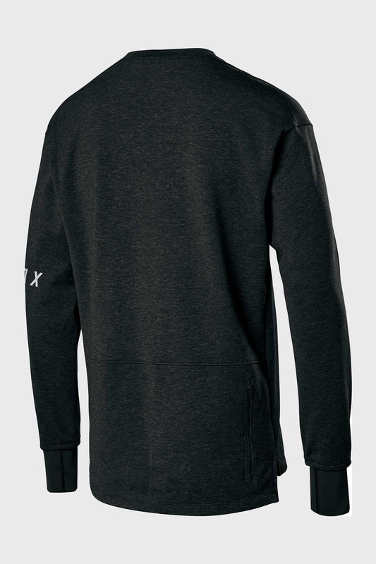 Fox Ranger Thermo Long Sleeve Jersey - Black