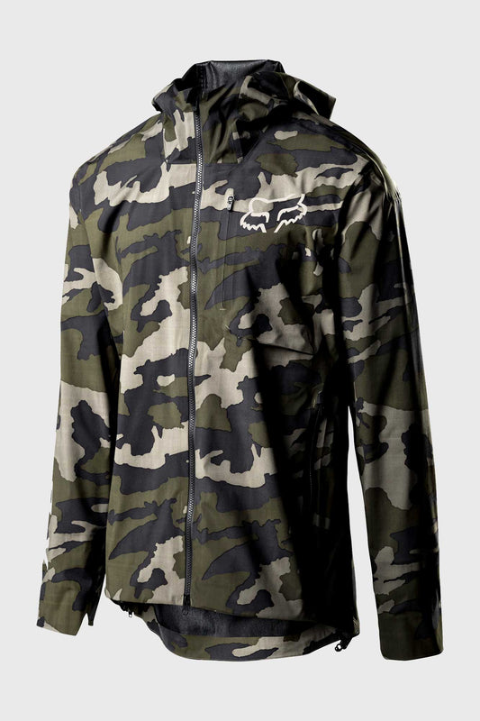 Fox Flexair Pro 3L Water Jacket - Green Camo