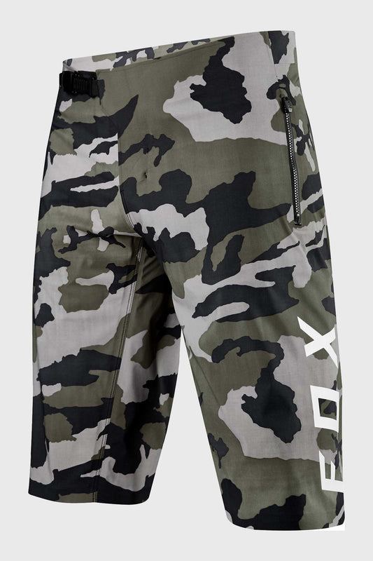 Fox Defend Pro Water Short - Green Camo